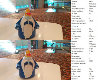 Alcatel Idol 4s Camera Samples