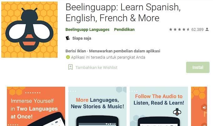 aplikasi belajar bahasa inggris 6