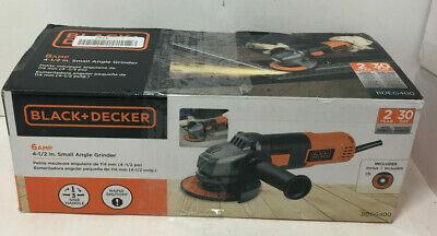 Black & Decker BDEG400 Angle Grinder Review