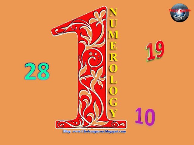 Numerology Number 1   THẦN SỐ HỌC SỐ 1