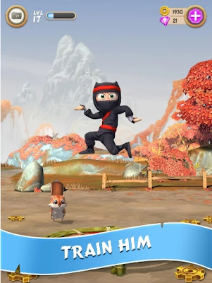 download clumsy ninja cheat