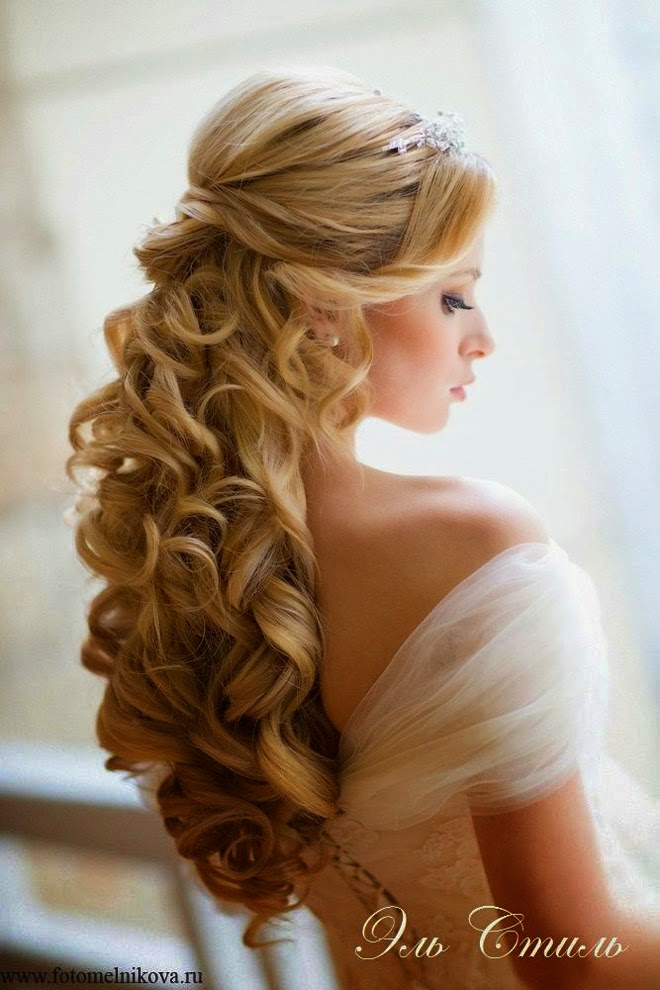 Wedding Tones Beautiful Bridal Hairstyles For Blonde Hair