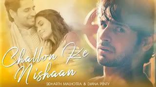 Challon Ke Nishan Lyrics-Stebin Ben