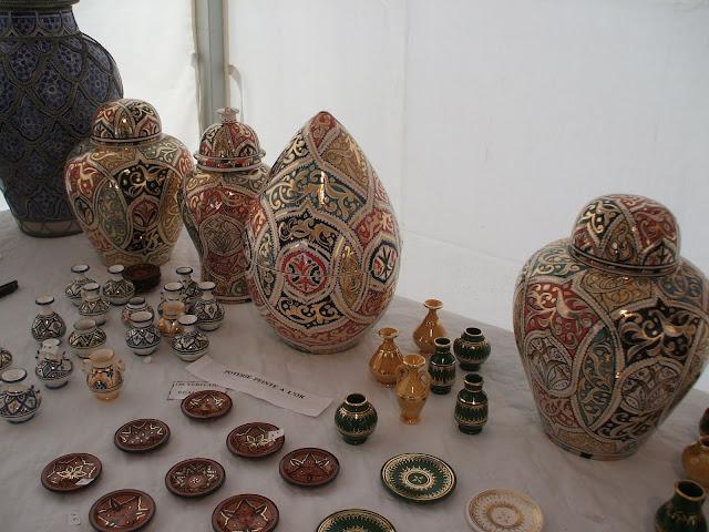 L'artisanat du Maroc reste parmi les meilleurs au monde