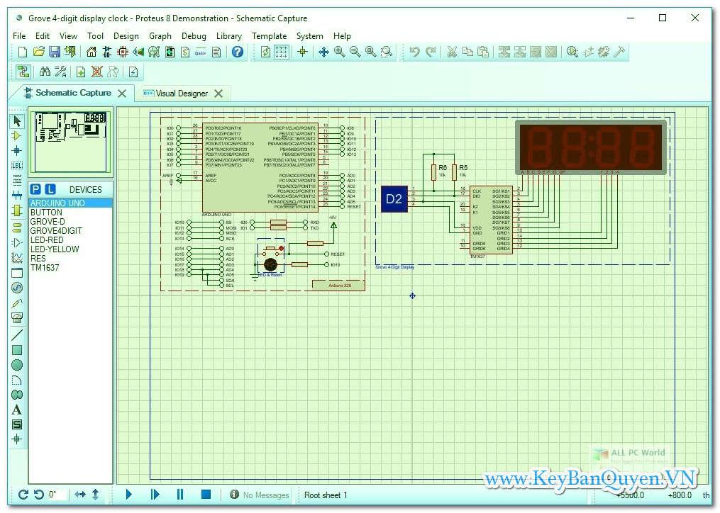 Download và cài đặt Proteus Professional 8.9 Full Key, Phần mềm vẽ mạch cho thiết kế và kỹ sư điện .