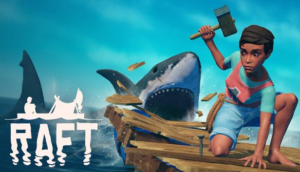 تحميل لعبة Raft مجانا برابط مباشر