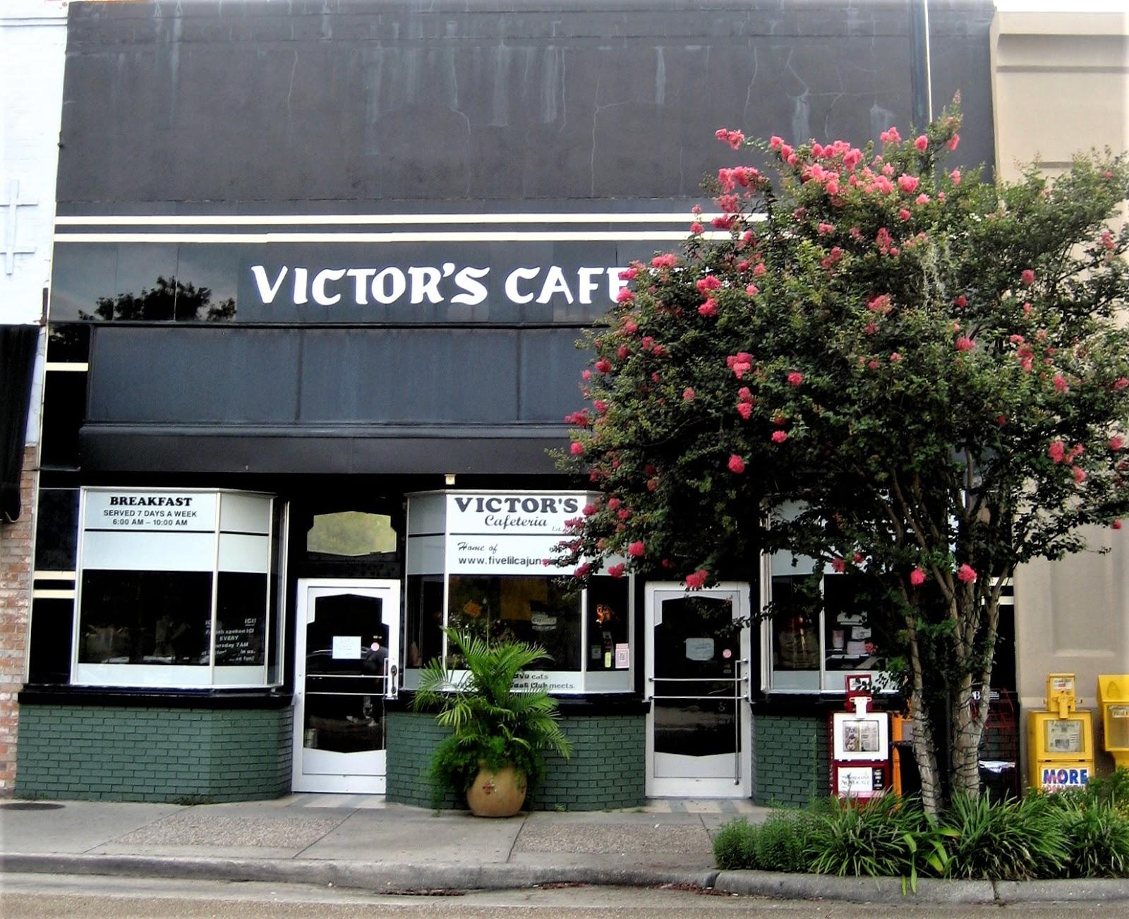 Victor S Cafeteria Menu