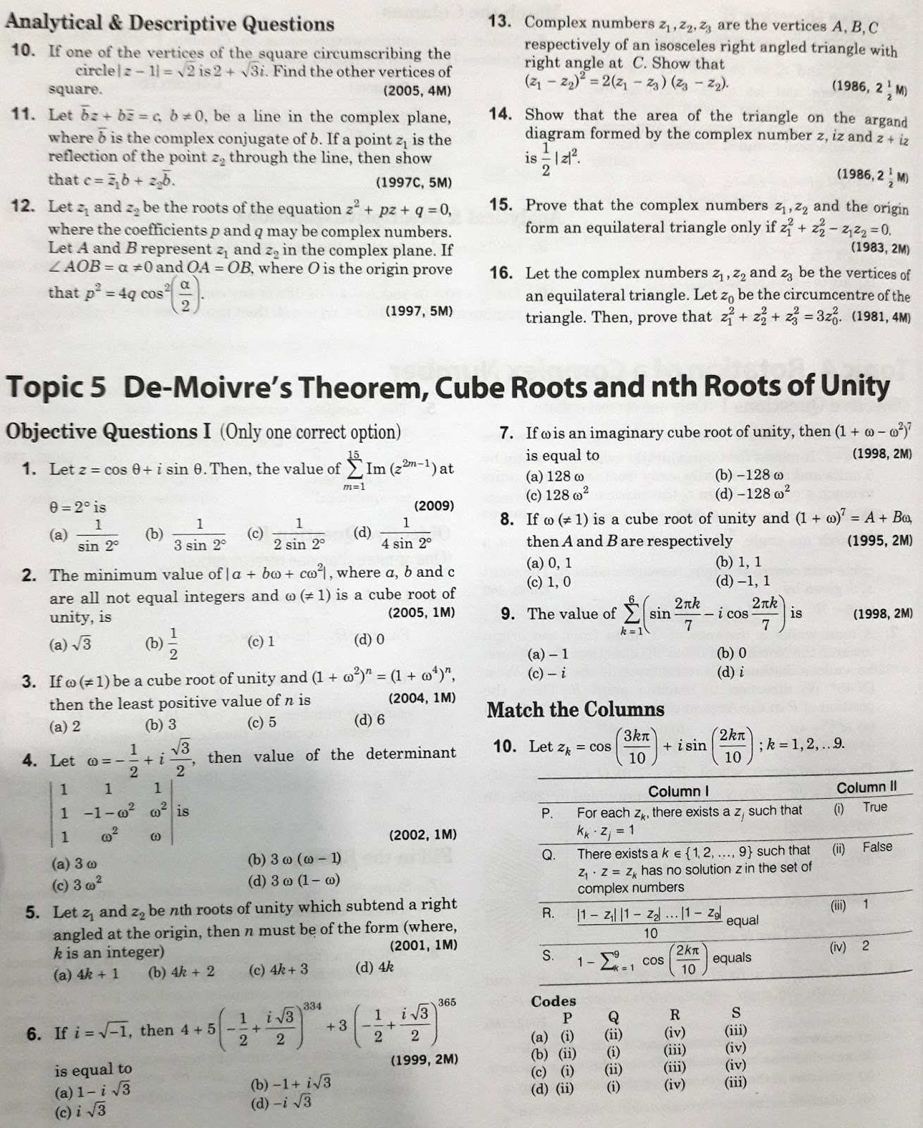 Defining Complex Numbers Manual Guide