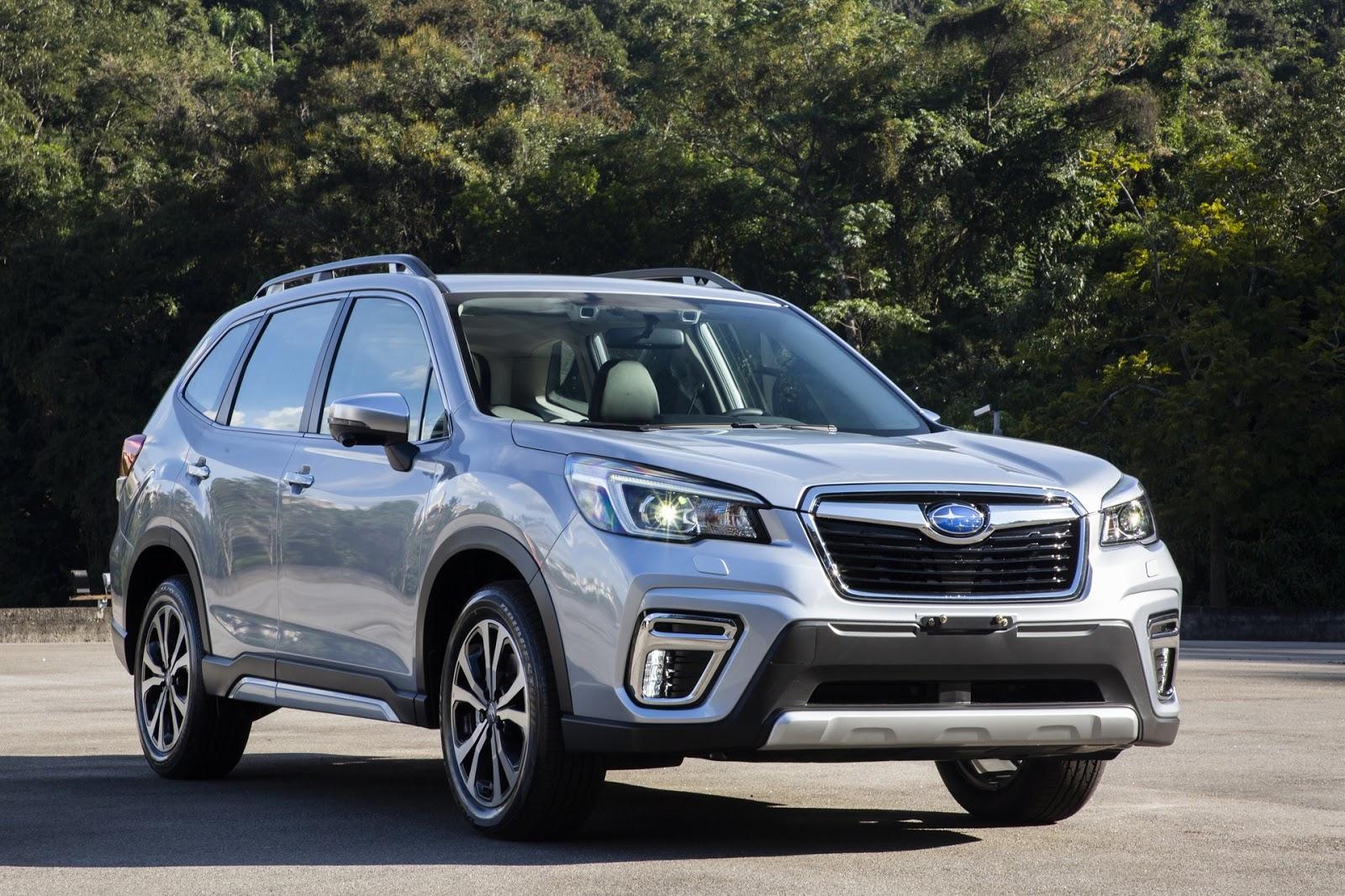Novo Subaru Forester 2020: fotos, preço e detalhes ...