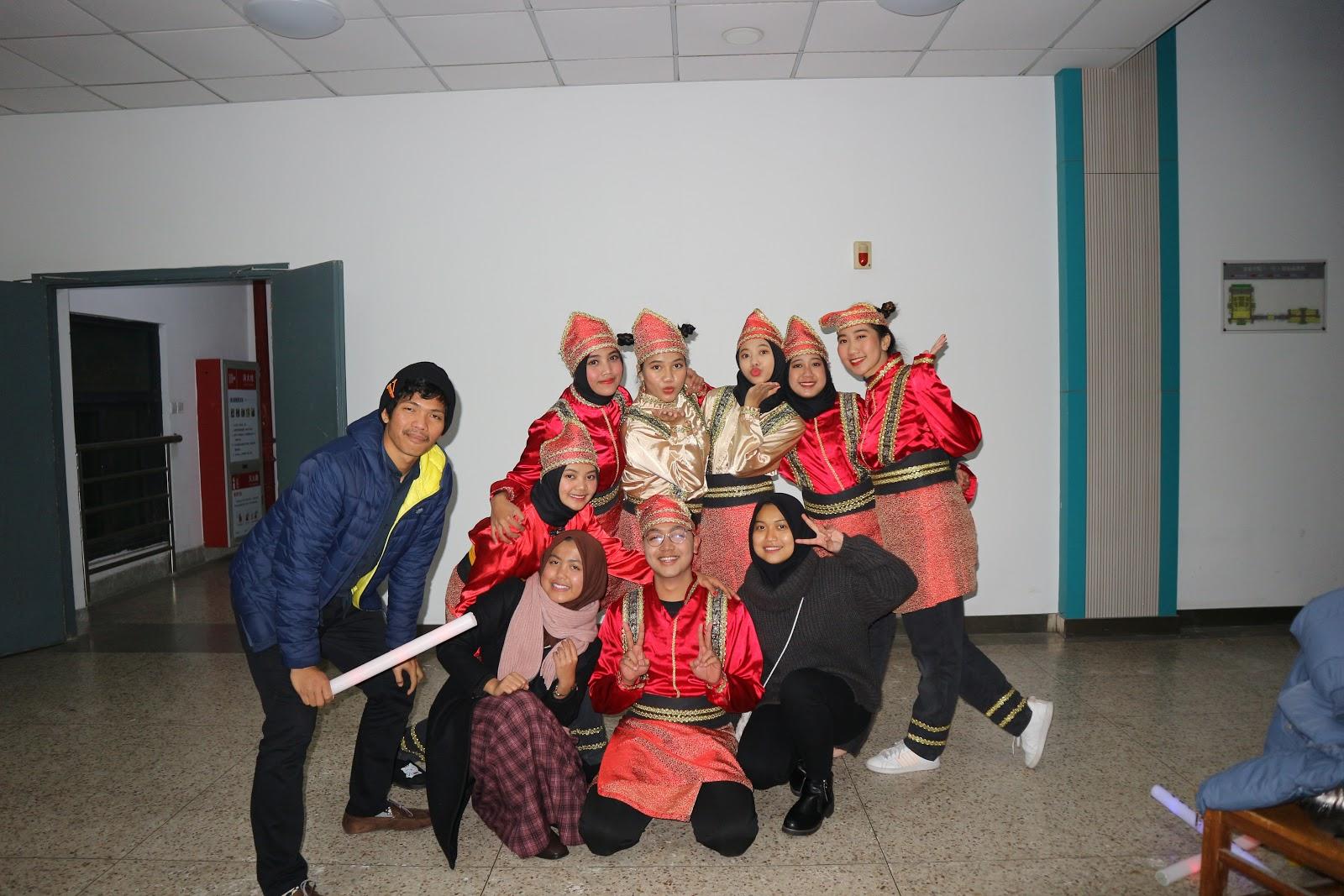 Proud Indonesian🇲🇨 | Saman Nanjing Xiaozhuang University 南京晓庄学院🇨🇳