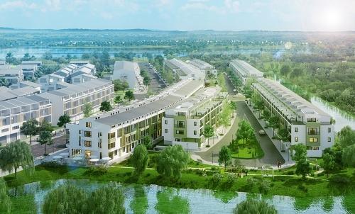 Biệt thự xanh Ecopark