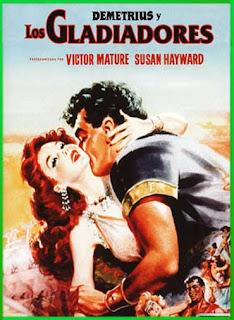 Demetrius Y Los Gladiadores 1954 | DVDRip Latino HD GDrive 1 Link