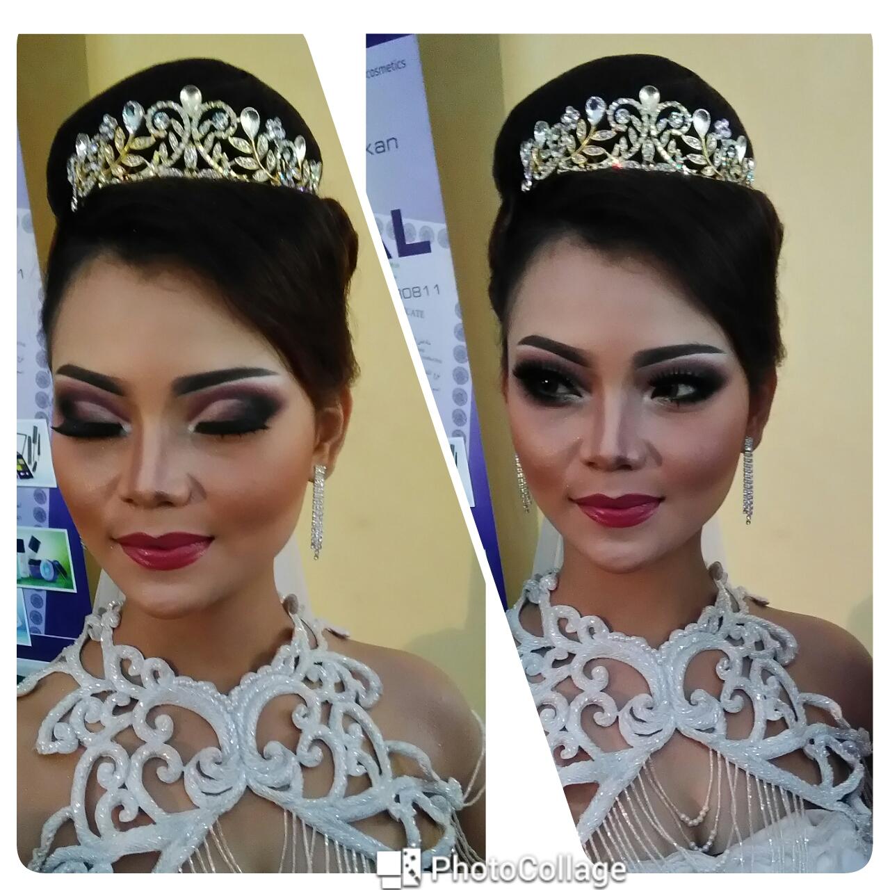 tren make up dan rias pengantin modern internasional