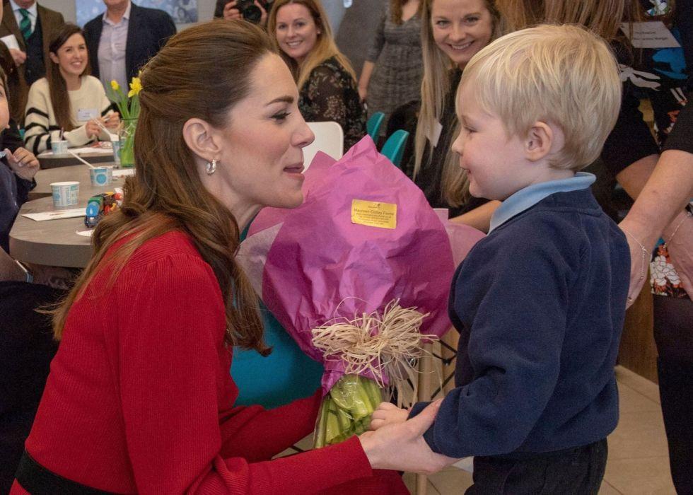 Kate Middleton a primit o noua poreclă inspirată de Prințesa Diana