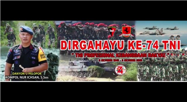 Video Detik-detik Danyon C Pelopor Bersama Anggotanya Saat Geruduk Makodim 1407/Bone