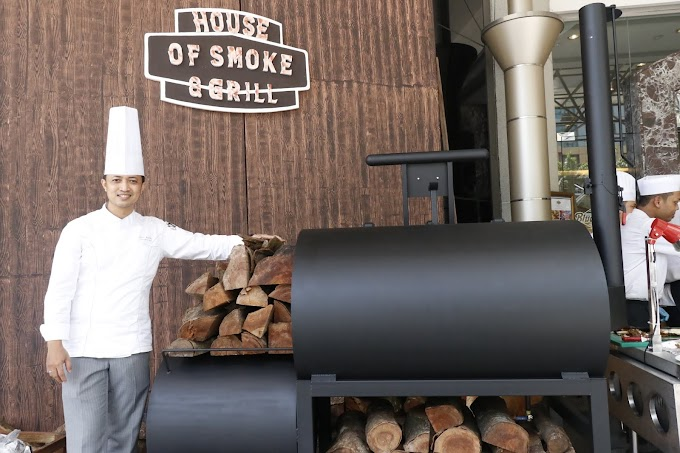 Iftar dan Menang di House of Smoke 'N' Grill Grand BlueWave Hotel Shah Alam