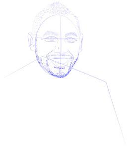 Langkah 8. Super Simpel Menggambar Dimitri Payet