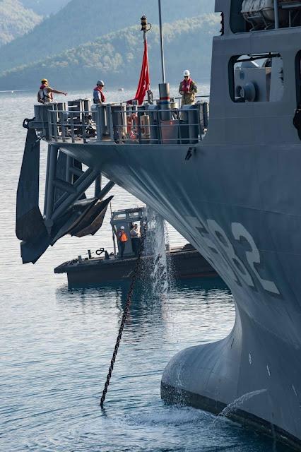 Finalizaron Los Ejercicios De Búsqueda Y Rescate En Submarinos Dynamic Monarch/Kurtaran 2021