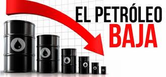 Por quinta vez descendieron los precios del petróleo