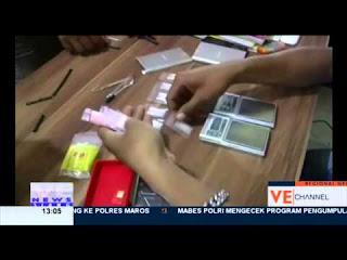 Dua Pengedar Narkoba Ditangkap Anggota Polres Polman