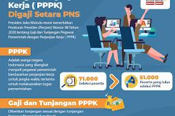 Latihan Soal Test PPPK Tahun 2021 Semua Mata Pelajaran