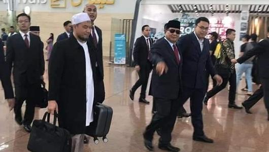 Imigrasi Benarkan Kabar Prabowo ke Brunei, Naik Jet Pribadi