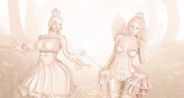 La forêt des Anges