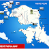 West Papua Stretches from Mountain Summits to Valleys
