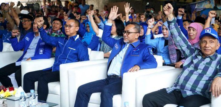 Dewan Kehormatan PAN Berharap Amien Rais Merapat Lagi Bersama Zulkifli Hasan Besarkan Partai