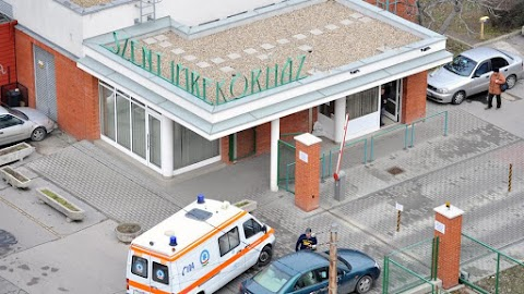 A Szent Imre kórházban halt meg egy koronavírusos nő idős édesanyja - tüdőgyulladásban