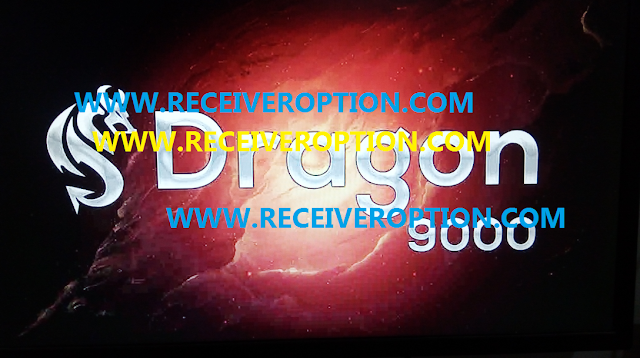 DRAGON 9000 HD RECEIVER AUTO ROLL POWERVU KEY SOFTWARE NEW UPDATE