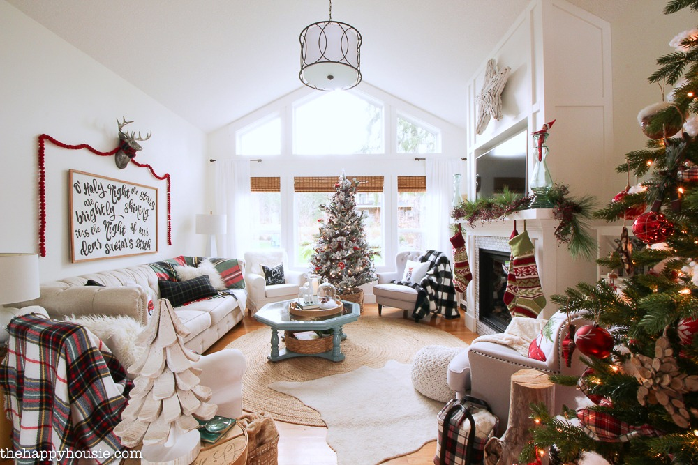 Sweet nothings takes my breath away for S carey living room tour