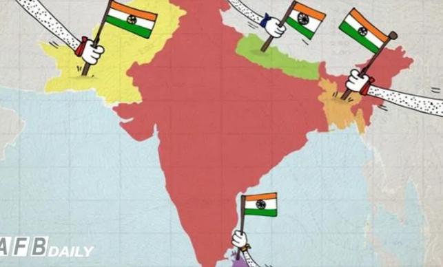 অখন্ড ভারত দিবস. অখন্ড ভারত ছবি, অখন্ড ভারতের ইতিহাস, অখন্ড ভারত ম্যাপ, অখন্ড ভারতের মানচিত্র
