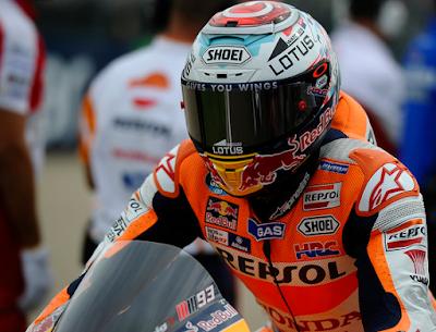 Marquez Tak Peduli Rossi Mulai Ungkit Insiden Sepang Clash