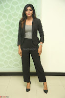 Actress Eesha Looks gorgeous in Blazer and T Shirt at Ami Tumi success meet ~  Exclusive 201.JPG