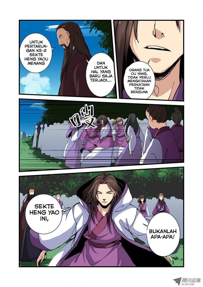 Dilarang COPAS - situs resmi www.mangacanblog.com - Komik xian ni 026 - chapter 26 27 Indonesia xian ni 026 - chapter 26 Terbaru 23|Baca Manga Komik Indonesia|Mangacan
