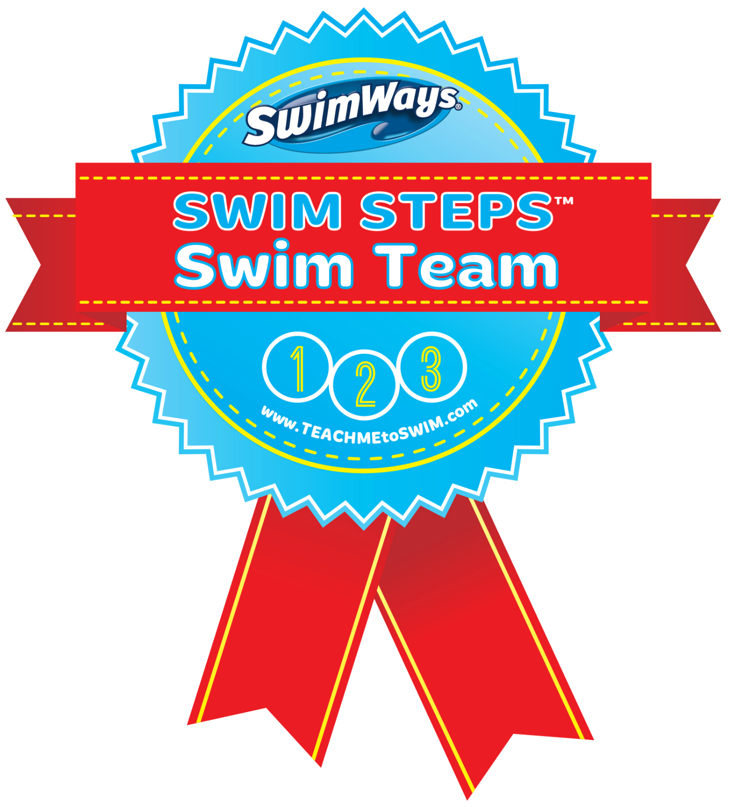 SwimWays Swim Steps Swim Team
