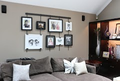 Picture Hanging Ideas without Frames