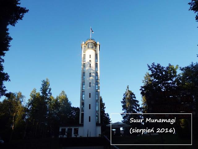 Suur Munamagi, estoński reprezentant Korony Europy