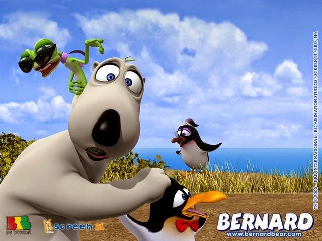 Kumpulan Gambar Bernard Bear
