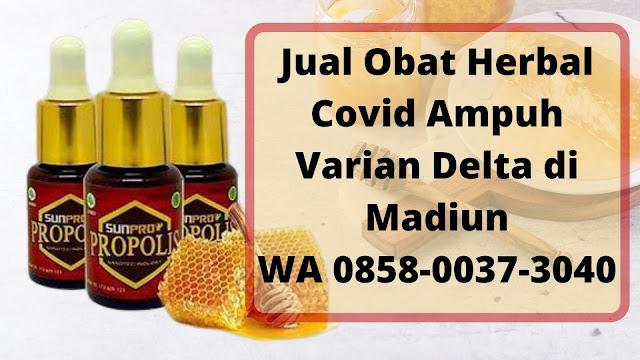 Jual Obat Herbal Covid Ampuh Varian Delta di Madiun WA 0858-0037-3040