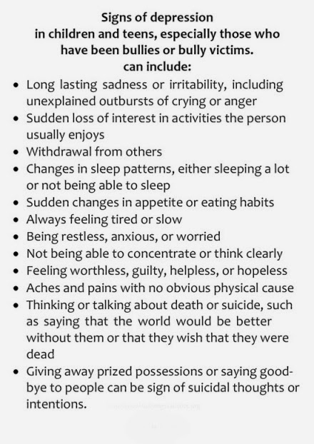 Signs Of Depression (Depressing Quotes) 0079 2