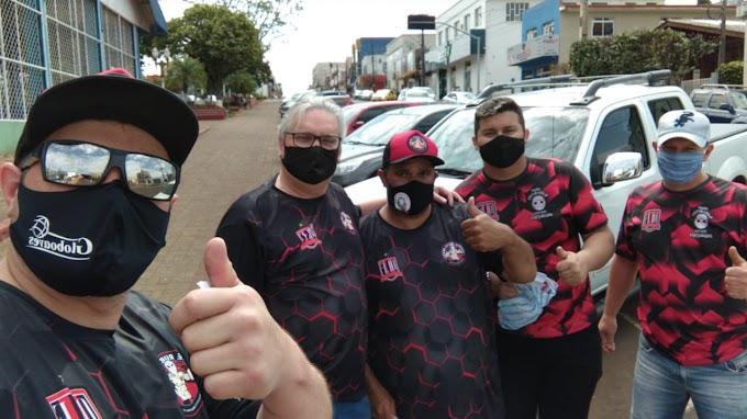 Torcida do Operário Laranjeiras cria o 'Ingresso Solidário' para ajudar o time