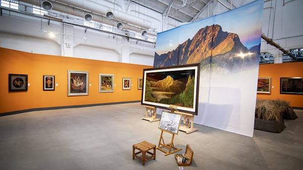 王清霜100+ 漆藝巨擘百歲特展 台中文化資產園區開放預約參觀
