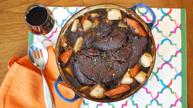 8 & $20: Beef Pot Roast with Root Vegetables, photo by Greg Hudson