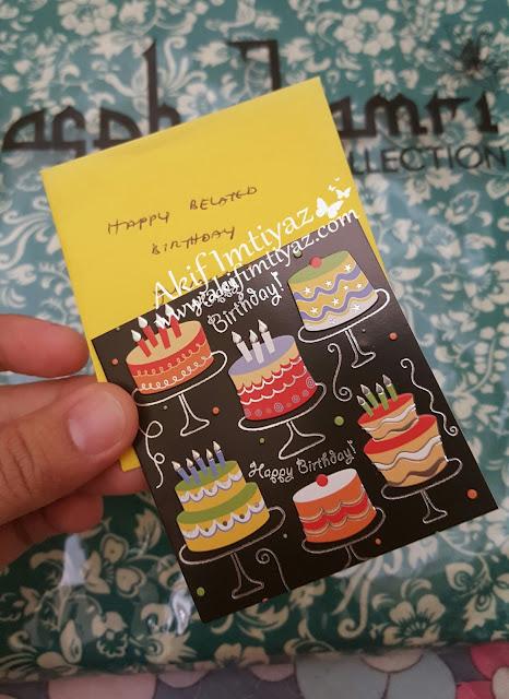Ucapan Hari Jadi , Gambar Kad Hari Jadi , Hadiah Hari Jadi Paling Best , Ucapan Selamat Hari Lahir , Happy Birthday , Birthday Card , Terima Kasih , Blogger ,  Sanah Helwah , Ucapan Selamat Hari Jadi