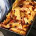 Pudding aux pommes et raisins secs, facile à réaliser et succulent !