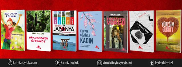 Kırmızı Leylek Yayınları Size Güzel Kitaplar Getiriyor