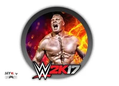 تحميل لعبة المصارعة WWE 2K17 للكمبيوتر بدون تثبيت من ميديا فاير