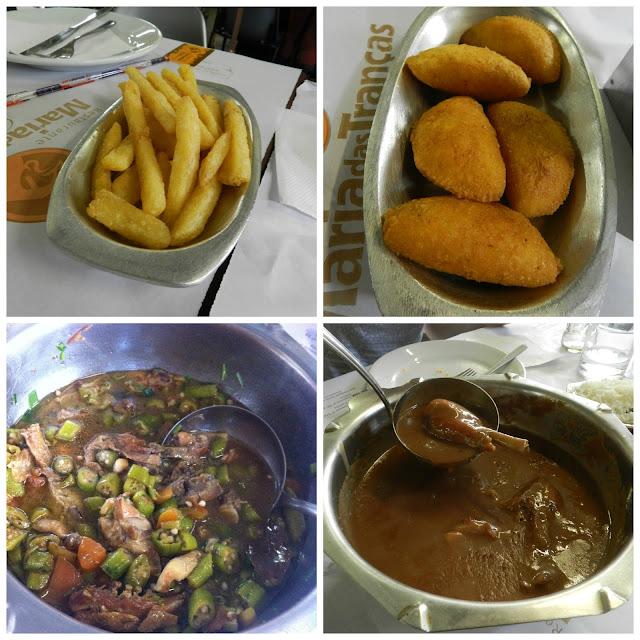 Restaurante Maria das Tranças, Belo Horizonte